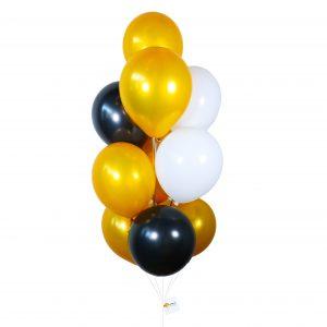 Helium Balloon - Gold Rush