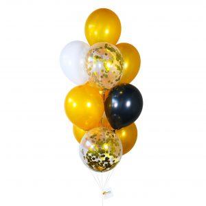 Helium Balloon - Golden Time