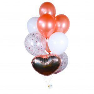 Helium Balloon - Beauty Belle