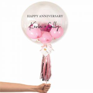 Bubble Balloon - Pink