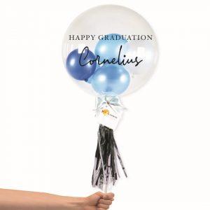 Bubble Balloon - Blue
