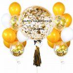 Graduation Helium Balloon Combo
