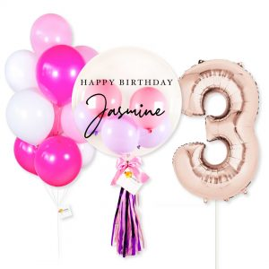 Pink Theme Numbering Package