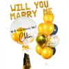Helium Balloon Proposal Bundle